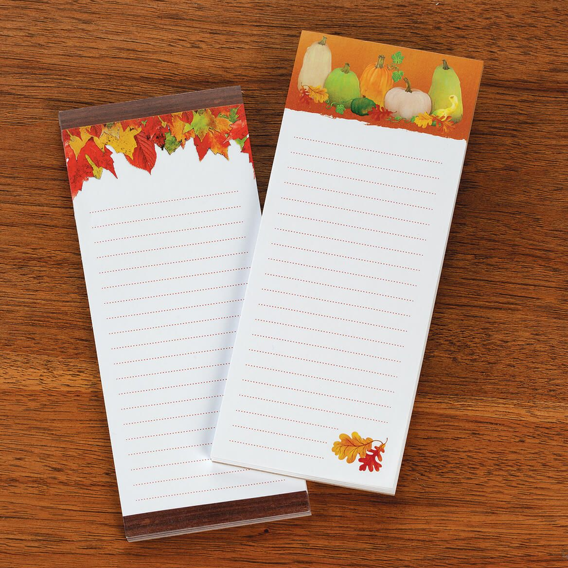 Autumn Note Pads, Set of 2-372517