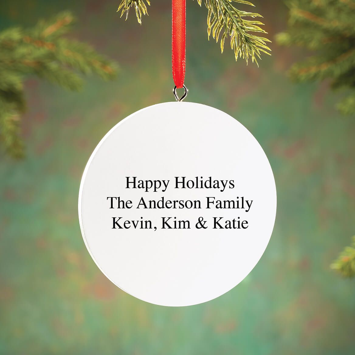 Personalized Old Friends Ornament-372735