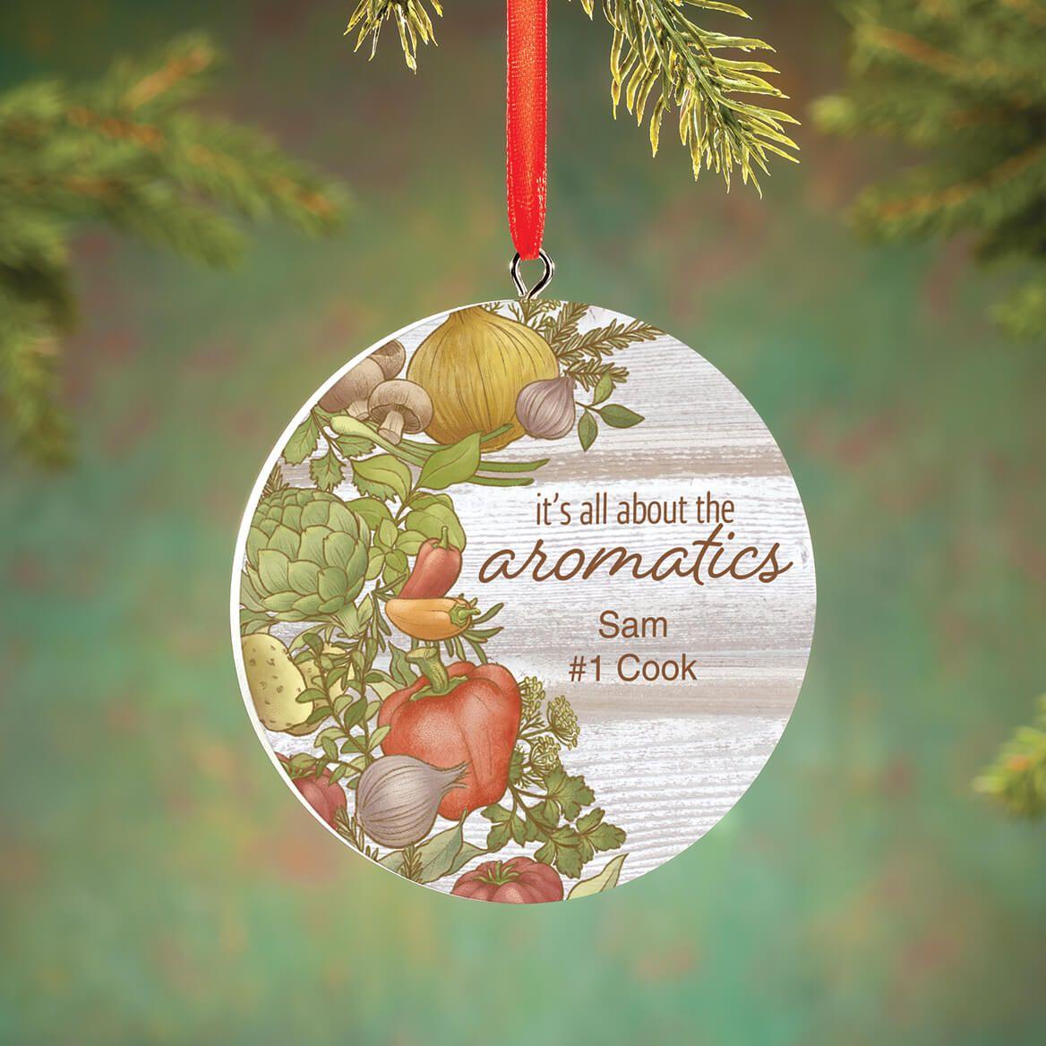 Personalized Aromatics Ornament-372869