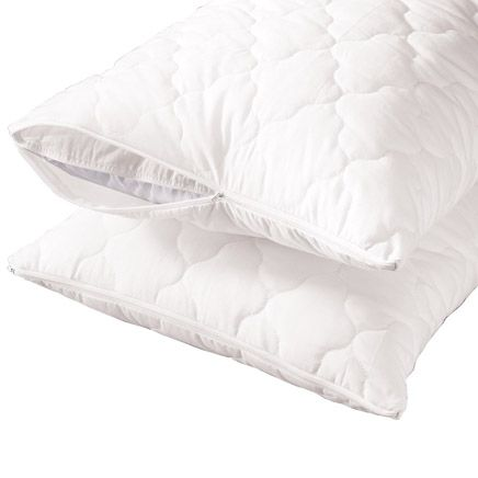 Quilted Pillow Covers - Set Of 2-302728