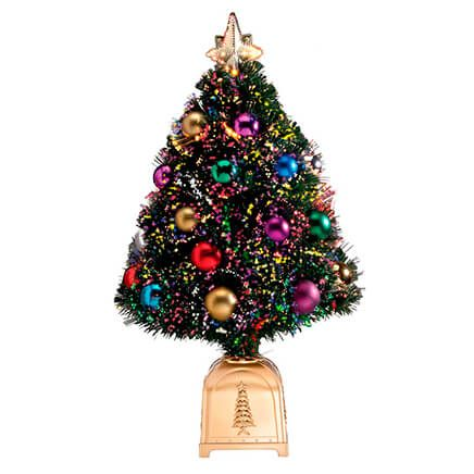 "32"" Decorated Fiber Optic Christmas Tree by Holiday Peak™-302861"