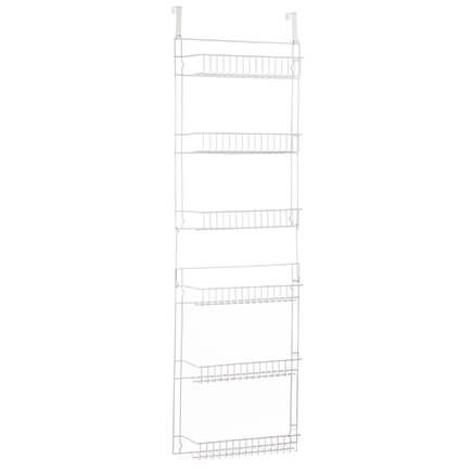 Over The Door Metal Storage Rack-303206
