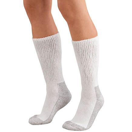 Men's Diabetic Socks - 2 Pairs-304498