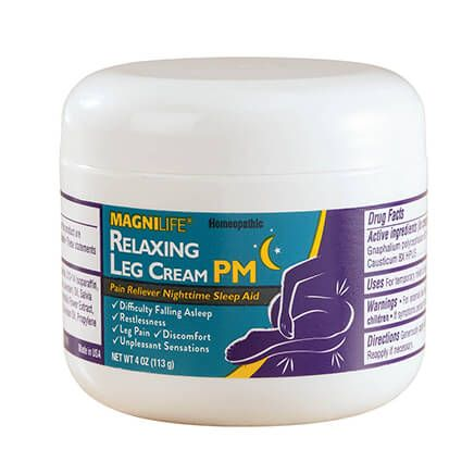 MagniLife® Relaxing Leg Cream PM - 4 Oz.-304636