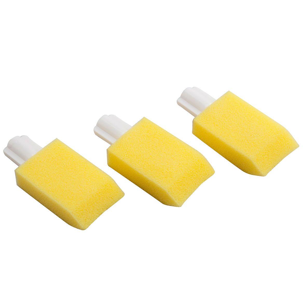 Foot Brush Refills Set/3-304827
