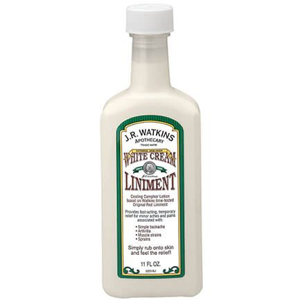 White Cream Liniment-305514
