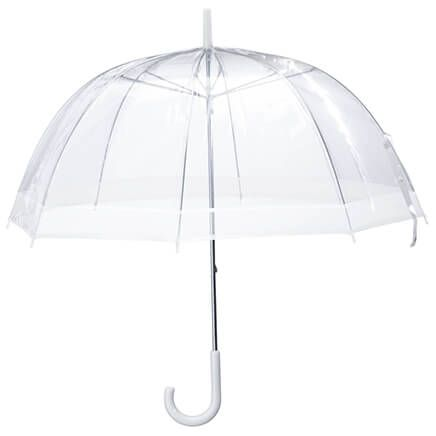 Clear Dome Umbrella-311426