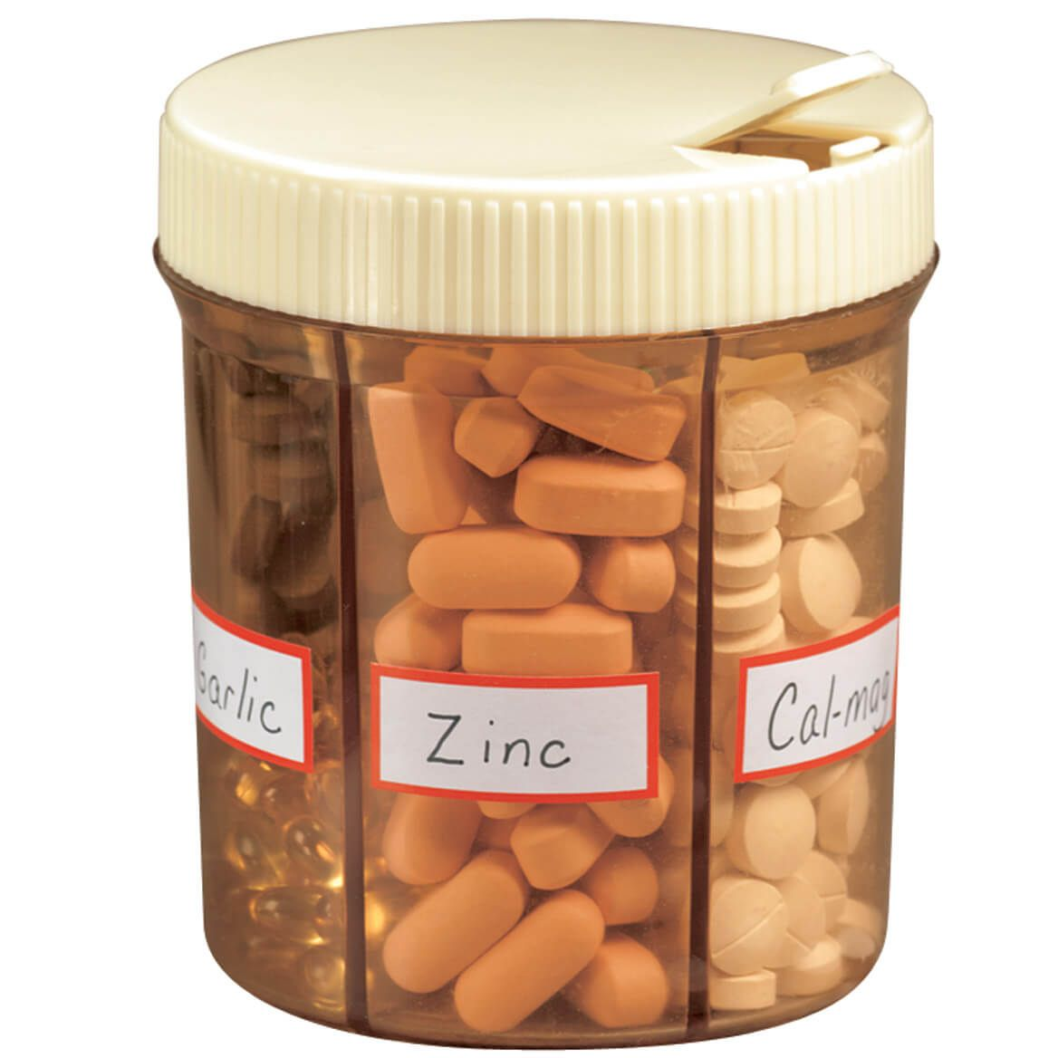 6 Section Pill Organizer-311722