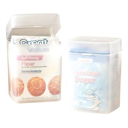 Flour And Sugar Keepers-311771