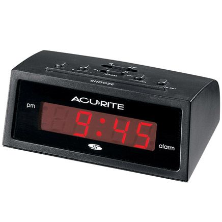 Self Setting Alarm Clock-313983