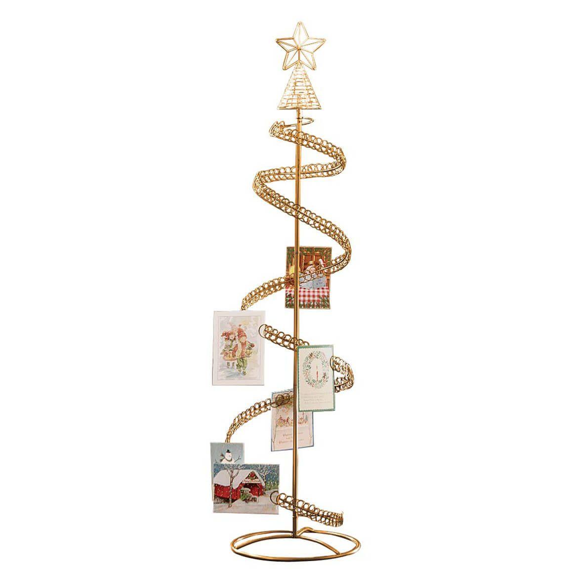 Spiral Tree Card Holder-315954
