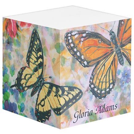 Designer Large Sticky Notecube-335706