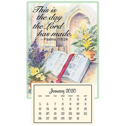 Mini Magnetic Calendar Psalm 118:24-338669