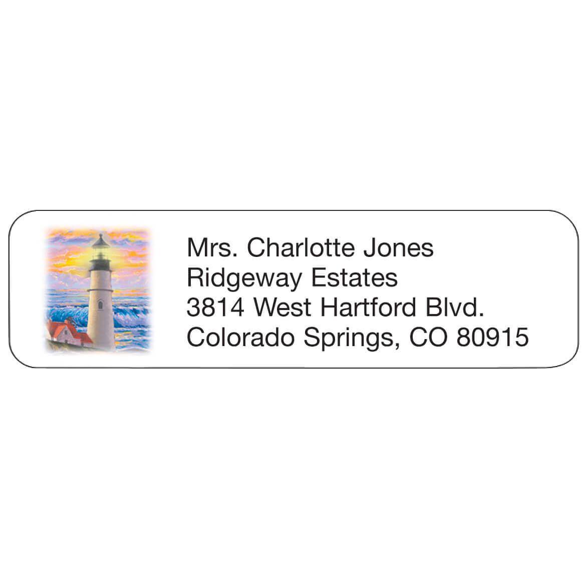 Lighthouse Address Labels-339061