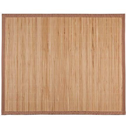 Natural Bamboo Island Mat - 24 x 30-339741