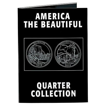 America The Beautiful Quarters Album-340771