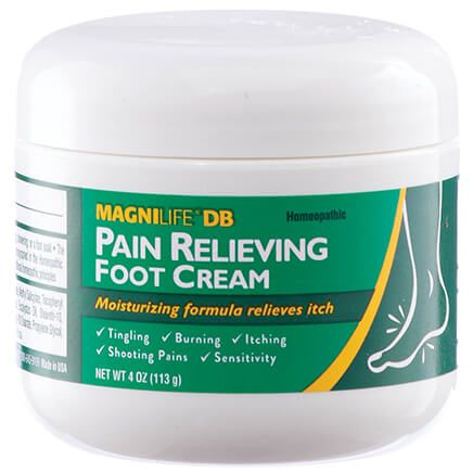 Magnilife® DB Pain Relieving Foot Cream-341082