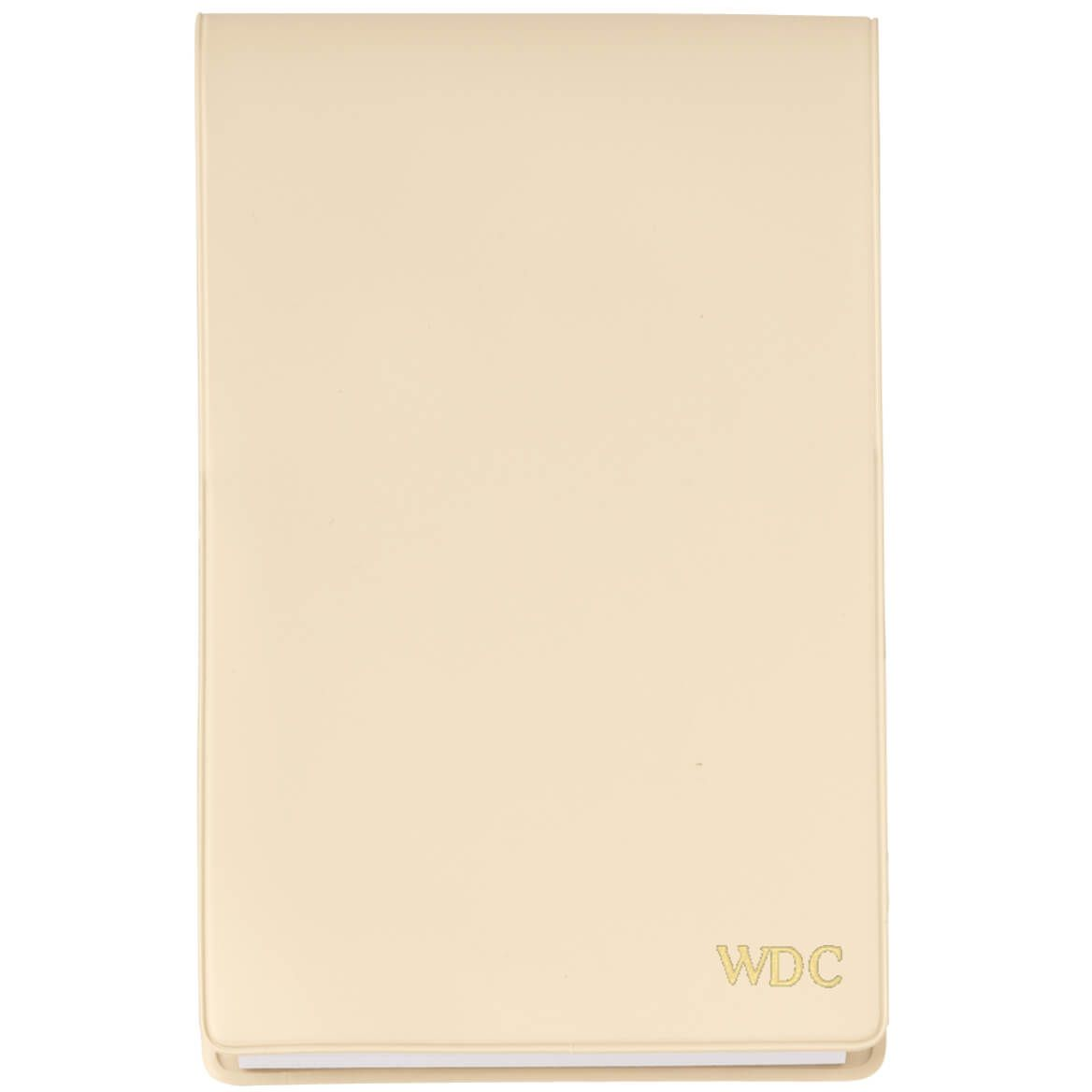 Ivory Personalized Jotter Pad-341965