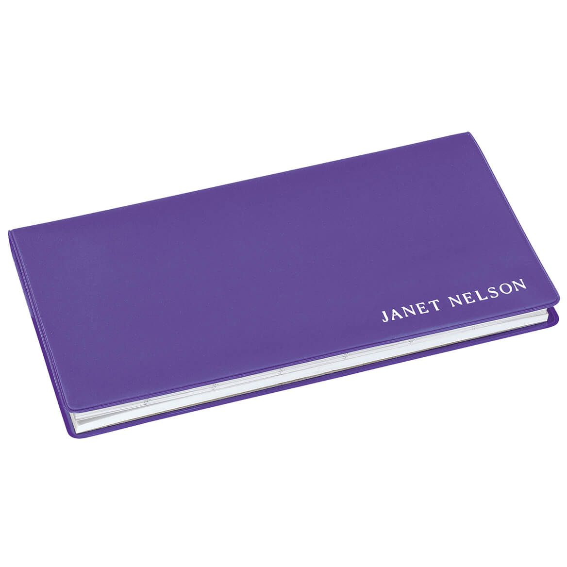 Purple Personalized 2 Year Pocket Planner-341996