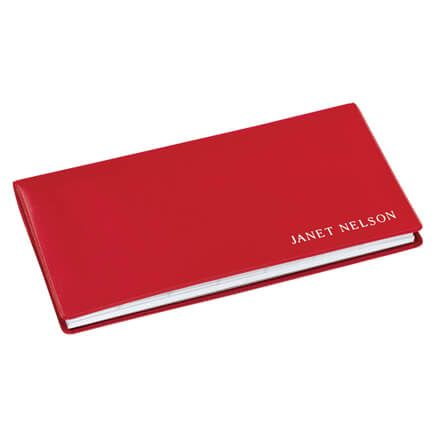 Red Personalized 2 Year Pocket Planner-342000