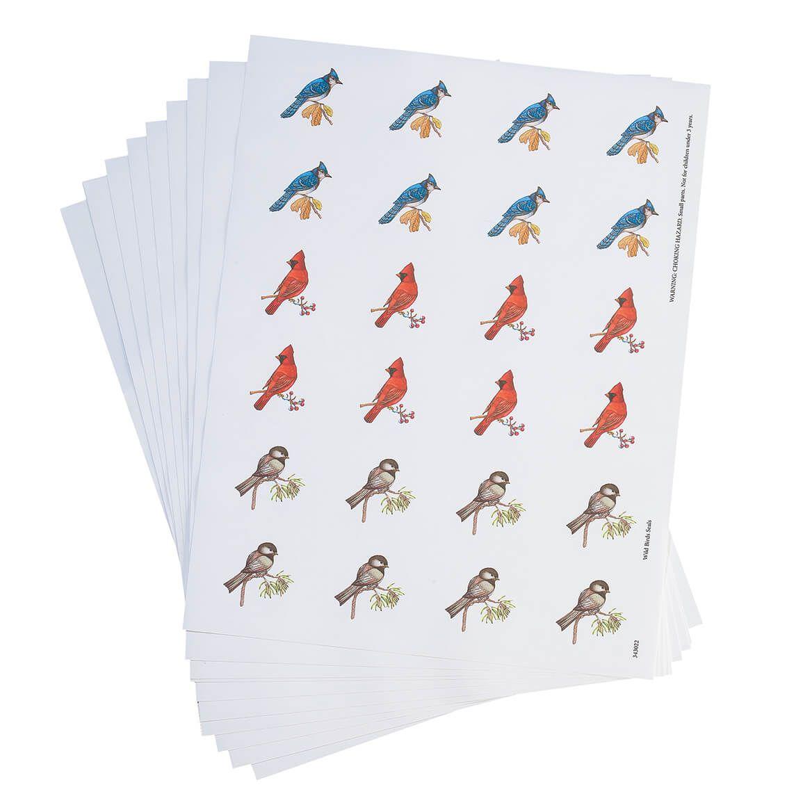 Wild Birds Seals 250-343022
