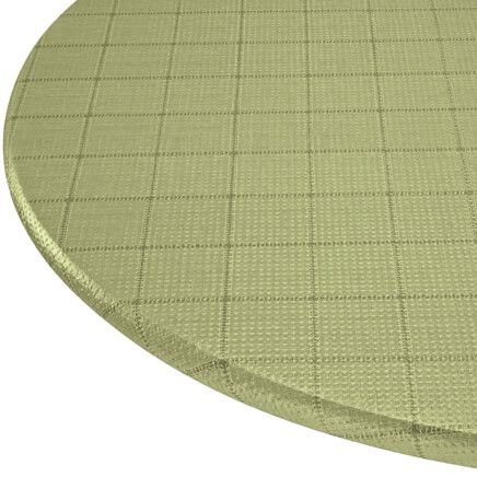 Woven Lattice Elasticized Table Cover-344556
