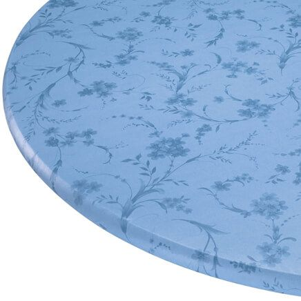 Floral Swirl Elasticized Table Cover-344557