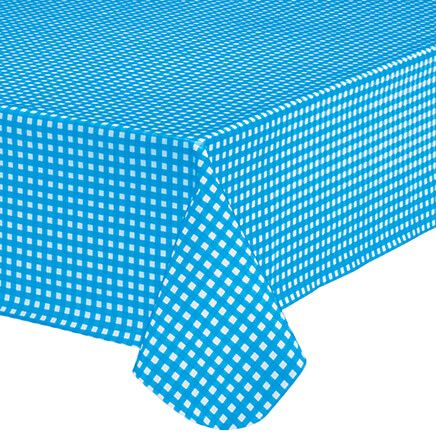 Gingham Oilcloth-344656