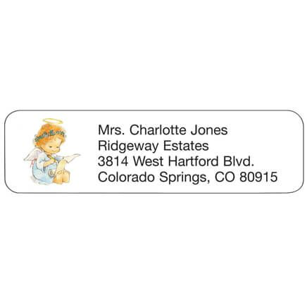 Angel Personalized Address Labels-344848