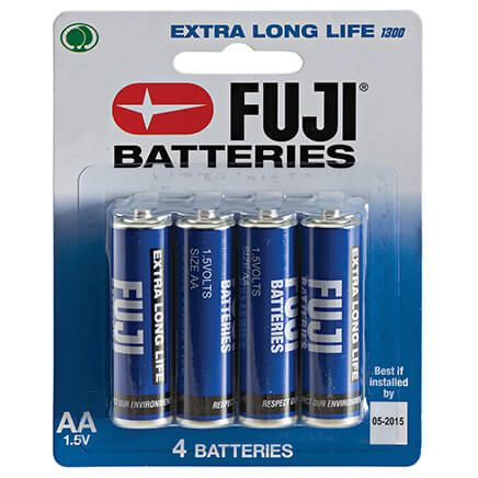Fuji AA Batteries 4-Pack-346519