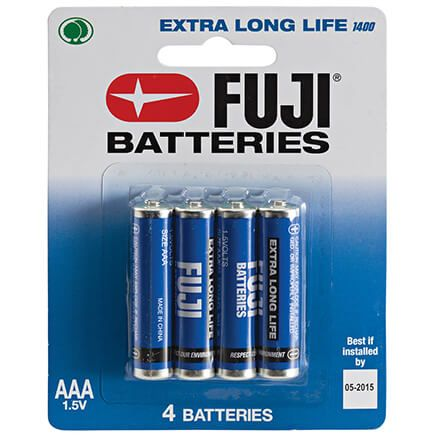 Fuji AAA Batteries - 4-Pack-346520