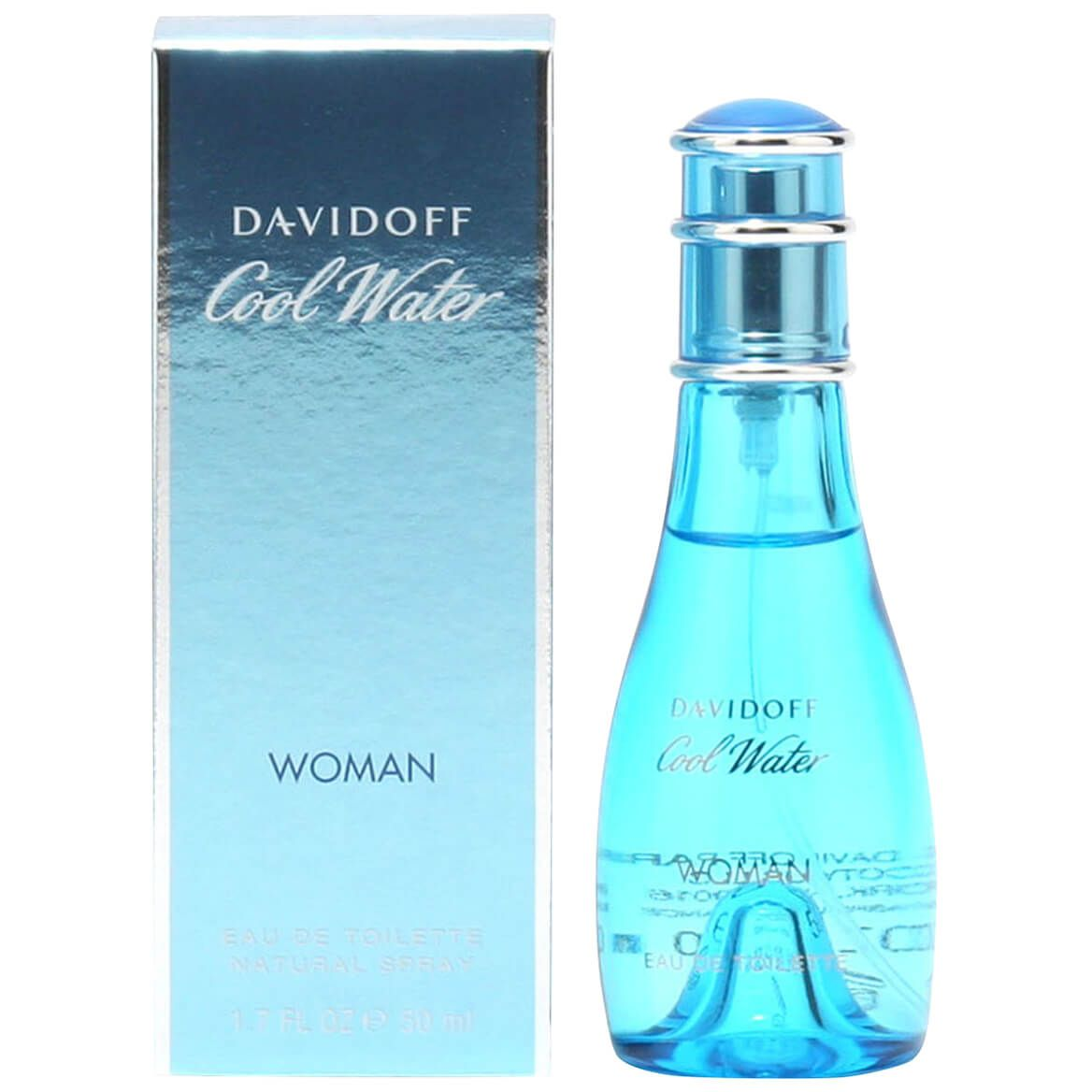 Cool Water Woman by Davidoff EDT Spray-350286