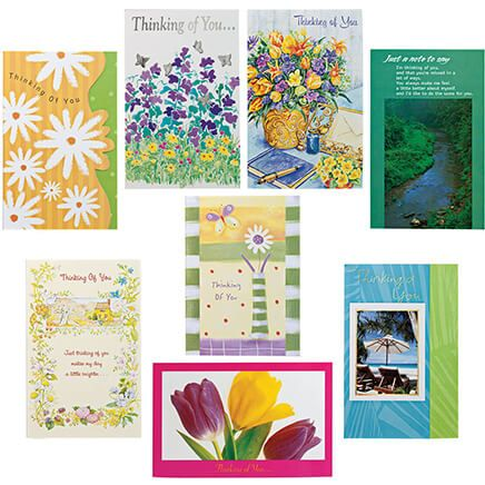 Thinking of You Cards Value Pack of 24-350864