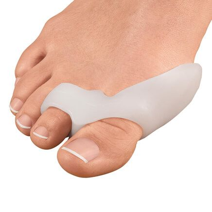 Silver Steps™ Bunion Toe Spreader w/ Loop, S/2-351423