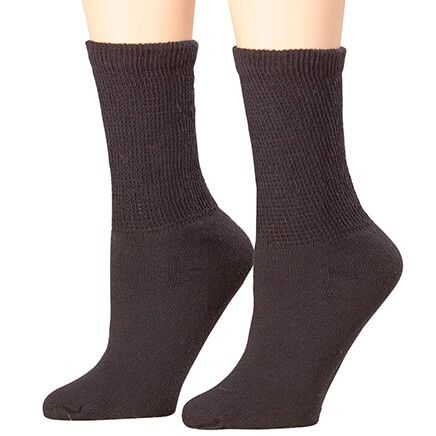 Silver Steps™ 3 Pack Diabetic Socks-351812