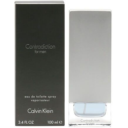 Contradiction For Men by Calvin Klein, EDT Spray-352079