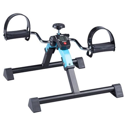 Folding Digital Pedal Exerciser-353587