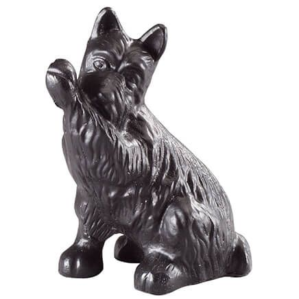 Cast Iron Dog Doorstop-353950
