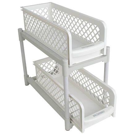 2-Tier Sliding Shelves-353997