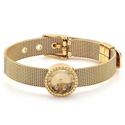 Floating Crystals Bracelet-354122