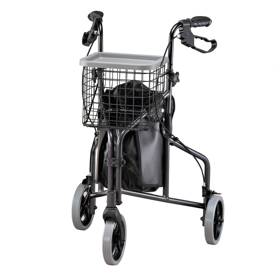 3 Wheel Aluminum Rollator                    XL-354772
