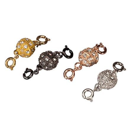Fashion Magnetic Jewelry Clasp, Set of 4-355118