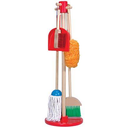 Melissa & Doug® Let's Play House! Dust, Sweep & Mop-355376