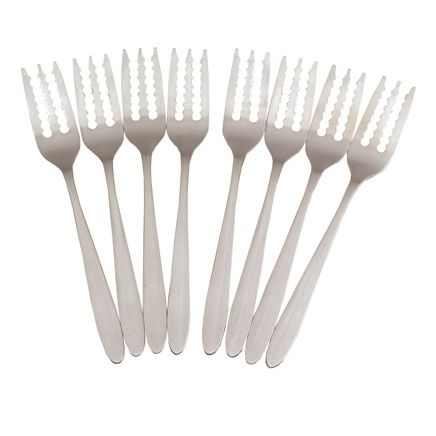 Spaghetti Forks, Set of 8-355402