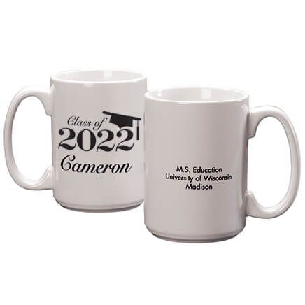 Personalized Any Year Graduation Mug-355586