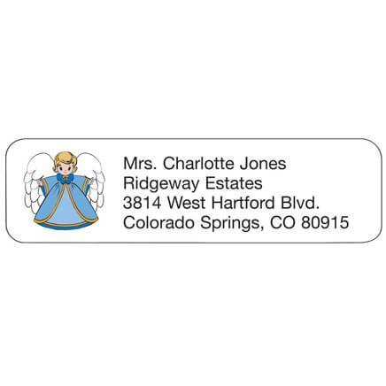 Personal Design Labels Little Angel-355704