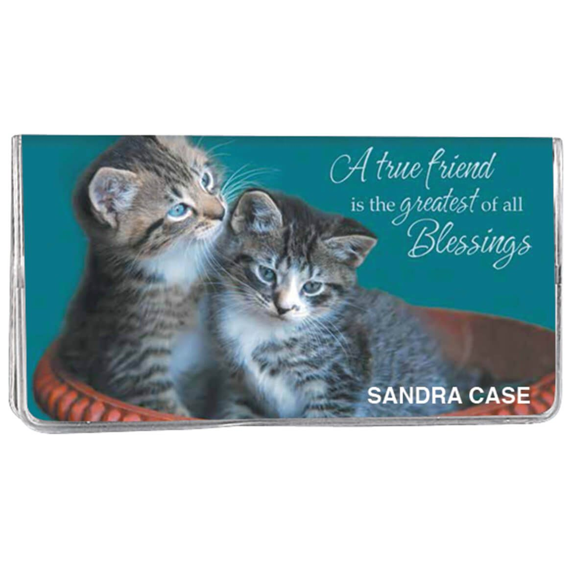 Personalized 2 Yr. Planner Friendship Blessings-355869