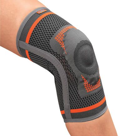 Premium Knee Support & Stabilizer with Gel Pad-356505