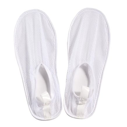 Mesh Shower Slippers-357613