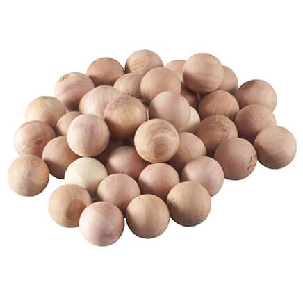 Cedar Balls, Set of 40 by OakRidge™-357847